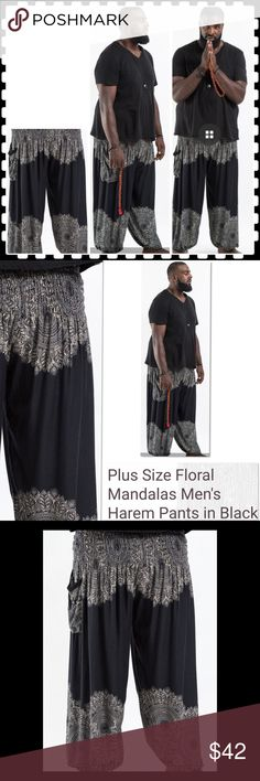 CALM STRENGTH PLUS SIZE UNISEX PANTS GREAT LEG ROOM THAT COMPLIMENTS You. Comfortable Yet, ready to take care of the Business of the day. The rich Color allows You to accessorize with just about any Color you can imagine Pants