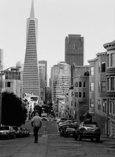 San Francisco, CA. Something about you calls to me.