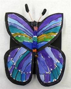 Check out student artwork posted to Artsonia from the 6A- 'Butterfly Specimens' project gallery at Mildred C. Lakeway Elementary.