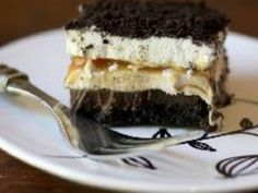 5 Layer Ice Cream Cake