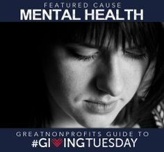 GreatNonprofits is counting down to #GivingTuesday by honoring top issues!  Today we're featuring Nonprofits for Mental Health like Teen Lifeline, Inheritance of Hope, and Okizu!  See full list here: http://greatnonprofits.org/awards/browse/Issue:6/Campaign:Year2013/OrderBy:reviewsDesc