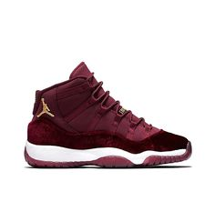 Nike Air Jordan 11 Retro GG GS Heiress Red Velvet Night Maroon 852625-650 US Size 4.5Y   Air jordan 11 Retro Heiress Red Velvet Read  more http://shopkids.ca/nike-air-jordan-11-retro-gg-gs-heiress-red-velvet-night-maroon-852625-650-us-size-4-5y/