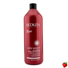 Redken Color Extend Conditioner (For Color-Treated Hair) 1000ml/33.8oz #Redken #HairCare #FREEShipping #StrawberryNET #Hotbuy #Discount #Conditioner