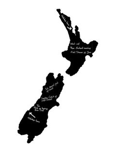 The NZ Map Chalk Board makes a fantastic kiwiana feature piece on any wall. Fitting across a space of over one meter, (Height Width this New Zealand map silhouette is cut from wood and covered with a high quality black vinyl. Funny Gifts For Men, Best Gifts For Men, Chalkboard Stickers, Blackboard Wall, Nz Art, Island Map, Overseas Travel, Crafts With Pictures, Kiwiana
