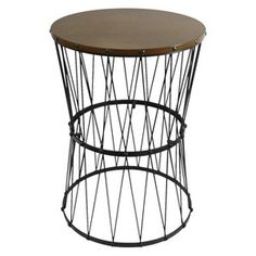 Target Mobile Site - Accent Table - Metal