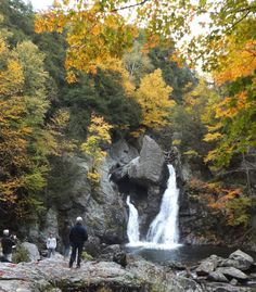11 Marvels In Massachusetts That Must Be Seen To Be Believed Bash Bish Falls, Mt. Honeymoon Places, Vacation Places, Vacation Spots, Places To Travel, Places To See, Vacation Ideas, Travel Destinations, New England States, New England Travel