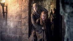 # Lena Headey as Cersei Lannister (season 5, episode 7: The Gift)