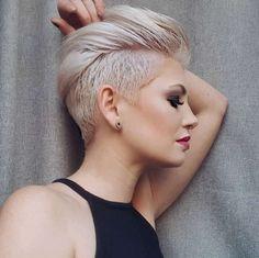 Anna Maria kurze Frisuren