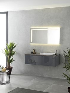 << LOUNGE COLLECTION >> Origin and natural essence in the #bathrooms designed by Simone Micheli. #bathroomdesign