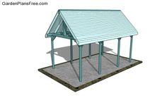 pavilion design plans - Google Search