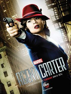 """Hayley Atwell Has a Message for Marvel Studios about Agent Carter: """"Give Me a Movie!"""" Hayley Atwell hasn't given up on Agent Carter, even long after the TV show's cancellation. Even after she got cast in the lead in her upcoming TV seriesConviction, Atwell still hoped that ABC would renew Agent Carter for a thirdseason. ABC even confirmed to her back thenthat they would have found a way to let her do both shows at once, if need be.Hayley Atwell hasn't given up on Agent Carter, even long…"""