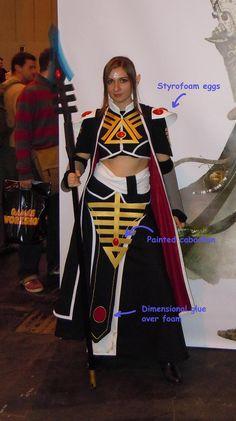 40k eldar cosplay