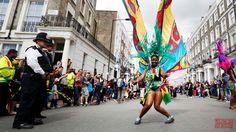 Notting Hill Carnival ··· photo by Amormagazine