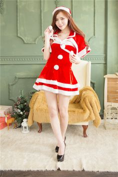 Find More Clothing Information about Sexy Women Santa Costume Dress Hat Lace up Christmas Xmas Cosplay Uniform For Women Disfraces Adultos,High Quality hat glove,China uniform sexy Suppliers, Cheap uniform from Shenzhen BYS Technology Co., Ltd on Aliexpress.com