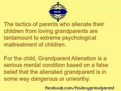 Grandparents Alienation