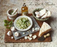 2017, Pasta al Pesto♡ ♡ By Le Mini di Claudia
