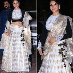 All the Bollywood celebrities wearing House Of Masaba Churidar, Anarkali, Lehenga, Sarees, Indian Party Wear, Indian Wedding Outfits, Indian Wear, Wedding Dresses, Bollywood Celebrities