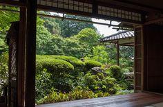 Shisen-dō, Kyoto, Japan