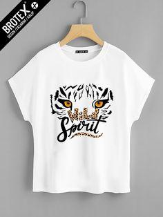 Bayan – Brotex Design Aesthetic Shirts, Casual Wear For Men, Summer Set, Winter Tops, Tee Shirt Designs, Summer Shirts, Textile Design, Winter Fashion, Women's Fashion