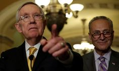 Harry Reid Tells Trump To Dump His 'Champion of White Supremacists' | The Huffington Post