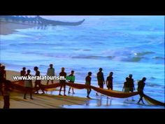 Kerala Tourism: Water Colors by God