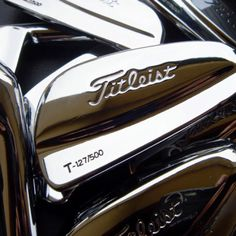Before a $100m deal with Nike, a young Tiger Woods relied on these Titleist Miura forged irons. Easy to admire. More difficult to hit. #golf #oop #tw #titleist