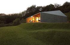 JM Architecture, Montebar Villa Medeglia, Canton of Ticino, Switzerland