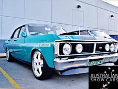 Ford XY GTHO Phase III Australian Muscle Cars, Aussie Muscle Cars, Vintage Auto, Vintage Cars, Ford Girl, Google Facebook, Ford Mustang Boss, Old School Cars, Ford Falcon