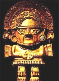 MITOLOGÍA INCA - Mundo Hispánico™