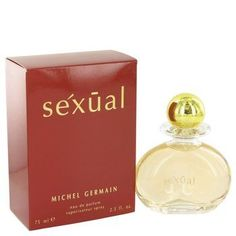 Sexual By Michel Germain Eau De Parfum Spray (red Box) 2.5 Oz