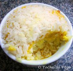 Pilaf da @Lia Agio  O tacho da Pepa: BC- Esmaltes e Comer...