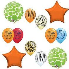 Amazon.com: Lion Guard Birthday Party Balloon Decoration Kit: Toys & Games