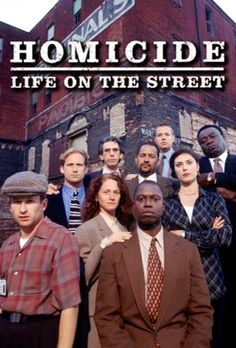 Homicide Life on the Street, Baltimore, great TV, Andre Braugher