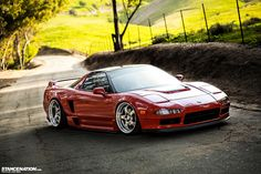 NSX ... My second love (but longest lasting love) after the old skool RX-7