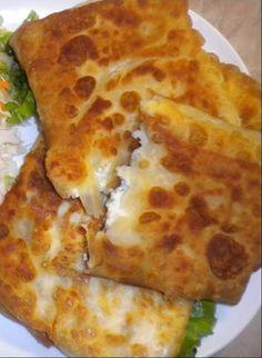Pita Recipes, Greek Recipes, Cooking Recipes, Greek Pita, Quiche, Pizza, Different Recipes, Lasagna, Food And Drink