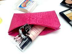 Mulheres Portáteis Saco Cosmético Moda Beleza Compo o Saco de Viagem Com Zíper Carta Caixa de Maquiagem Bolsa de Higiene Pessoal Organizador Titular em Bolsas para Remédios & Capas de Bolsas e Malas no AliExpress.com | Alibaba Group