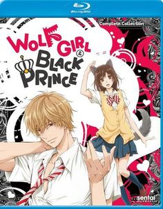 Wolf Girl & Black Prince: Complete Collection [Blu-ray]