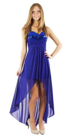 Estelle's Dressy Dresses is the World's Largest Dress store with over dresses in stock at all times. Get your special occasion dress at our Farmingdale, New York location or buy online. Dressy Dresses, Special Occasion Dresses, High Low, Prom, Gowns, Fashion, Haute Couture, Senior Prom, Vestidos