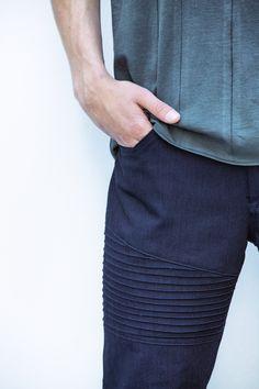 nice detail of our jeans pt. II . shop online  #madeinitaly #handmade #italy #madeineurope #denim #denimlovers #blue #indigo #quality #genderequality #genderequal #avantgarde #fashion #core #contemporary #reflections #collection #2017 #female #male #equal #womenswear #menswear #designer #vienna #austria #volggerstudio Female Male, Vienna Austria, Denim Fashion, Indigo, Core, Women Wear, Italy, Contemporary, Detail