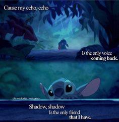 Echo ~ Jason Walker (Stitch :'()