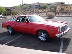 1974 Chevelle Malibu 454 (LS-4) w/ M-21 4 Speed