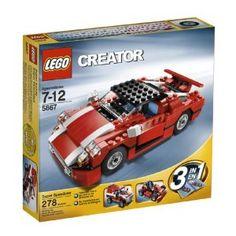 LEGO Creator Red Car (5867)