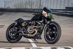 Battle Of The Kings 2016: Harley Sportster Iron 883 by Roadstar 92.