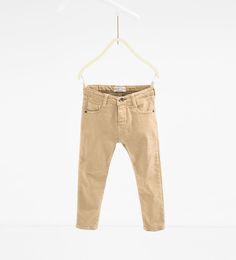 Zara Boys Skinny Trousers