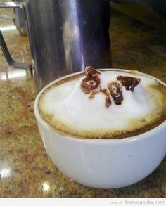 Café grumpy Cat