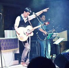 Jesús Cabello Live Takamine Música católica contemporánea