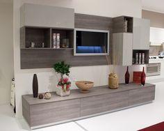 Living Room Scavolini | Showroom Napoli Fuorigrotta