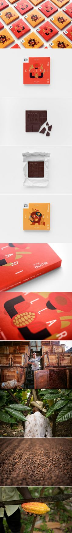 Avanaa is Bean-To-Bar Chocolate That Stands Out — The Dieline | Packaging & Branding Design & Innovation News