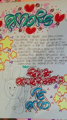 Amor #Cartasdeamor