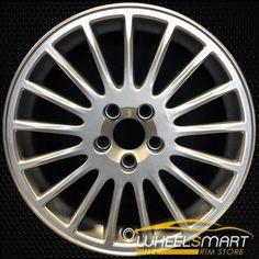 Volvo oem wheel for sale. Hypersilver stock rim 70247 with bolt pattern. Volvo part # 8633140 Oem Wheels, Custom Wheels, Volvo S60 T5, Wheels For Sale, Volvo Cars, Racing Wheel, Oem Parts, Alloy Wheel, Store